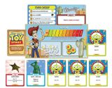 Toy Story: Obstacles & Adventures - A Co-operative Deck Building Game